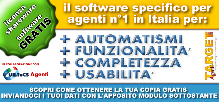 software per agenti gratis